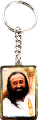Aashram Right Angle Locking Key Chain