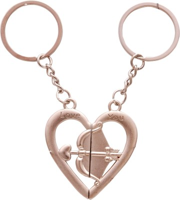 Oyedeal Express Love KYCN389 Couple Key Chain