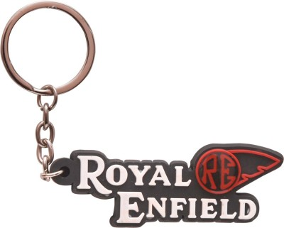 Chainz Royal Enfield RE Silicon Key Chain