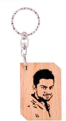 JM Virat Kohli Face Key Chain