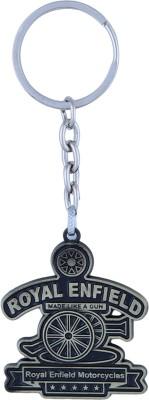 Zeroza Royal Enfield Made Like a Gun RE90 Key Chain