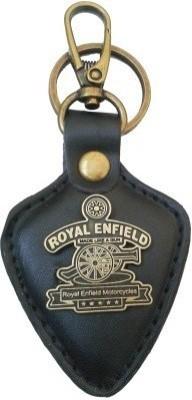 Confident 01 ROYAL ENFIELD KCN597 Locking Key Chain