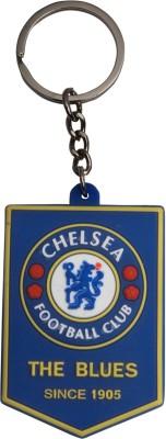 Spotdeal SDL143 Chelsea Football Club Rubber Key Chain