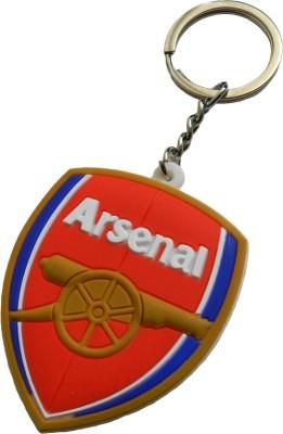 Techpro Double sided Arsenal Key Chain