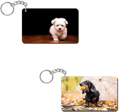 Lovely Collection Cute Doggie Key Chain