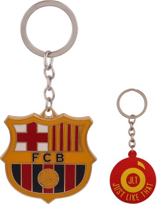 JLT FC Barcelona Football Club Key Chain