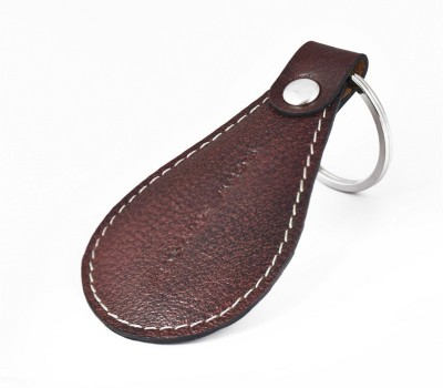 Rivory Bros Oval Fusion Leather key Chain Key Chain