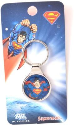 Warner Bros WB Superman Metal M 246 Key Chain