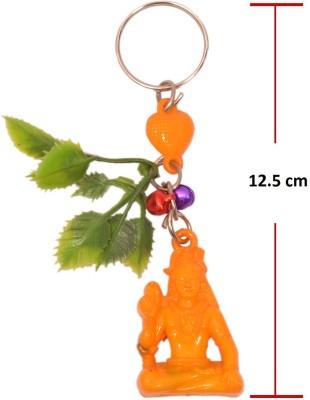 Colorkart Lord Shiva Key Chain