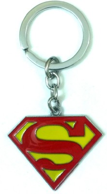 AA Retail Metal Superman Key Chain