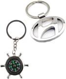 Alexus Compass And Hyundai Key Chain (Si...
