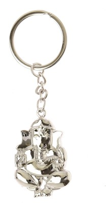 Kairos Gnapati Metal Key Chain