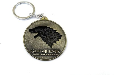asa products game of throne winter coming stark Locking Key Chain