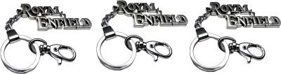 FCS KC Big Royal Enfields Locking Key Chain