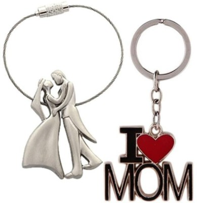 i-gadgets Bridegroom Ilovemom Key Chain