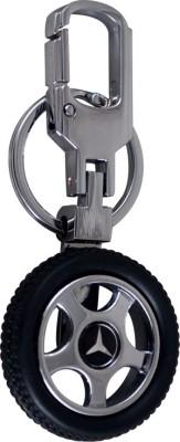Forty Creek Mercedes Benz Wheel Locking Key Chain