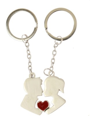 Kairos Couple Kissing Key Chain