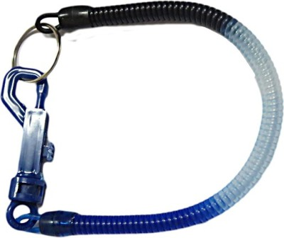 DCS Spring Keychain Locking Carabiner(Multicolor)