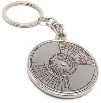 Luxantra 50 Year Calander Key Chain