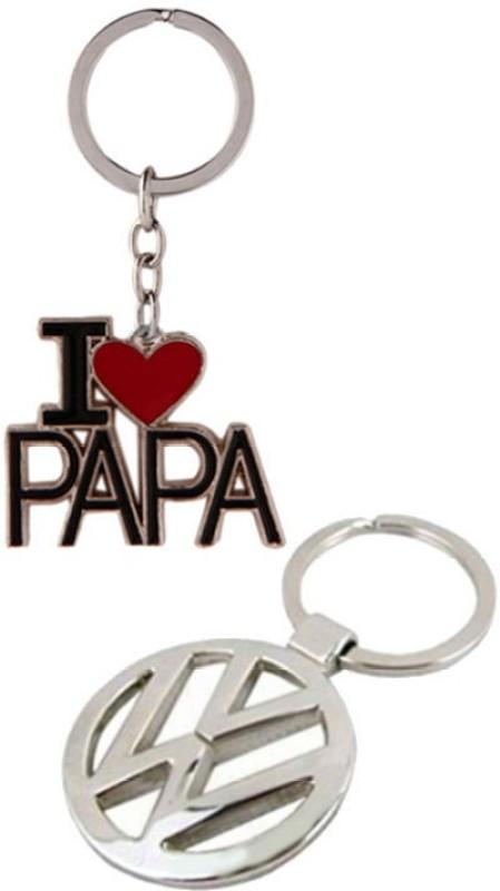 Alexus Papa & Volkswagon Key Chain