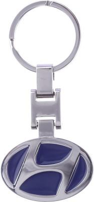 Confident Hundai metal Car Logo Key Chain