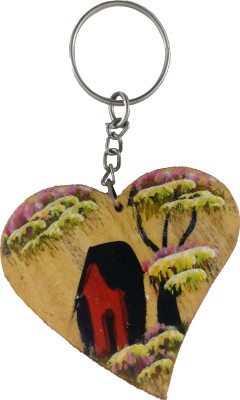 NatureChains Heart3 Key Chain