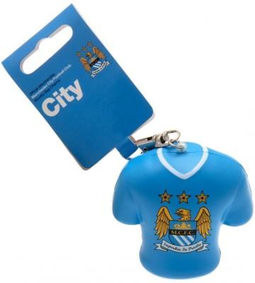 Manchester City F.C. Stress Shirt Keychain Key Chain
