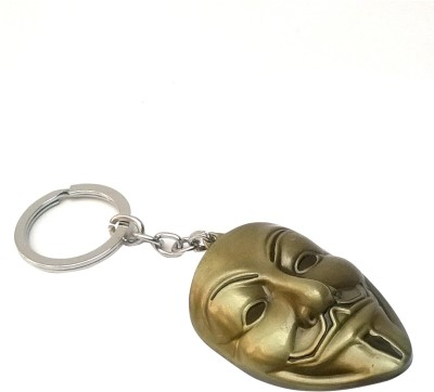 Brndey Vendetta Mask Keychain Key Chain