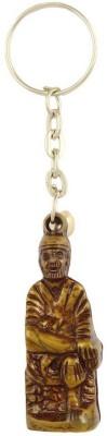 CTW Blessing Sai Baba Brown Keychain Key Chain