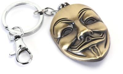 SRPC V for Vendetta Mask Key Chain