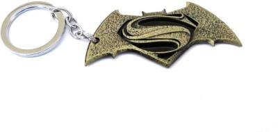 asa products batman vs super man 445 Locking Key Chain