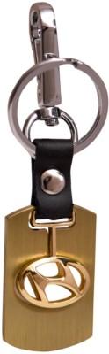 sophiamax SM696 newhyundai premium gold metal key chain Key Chain