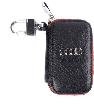 Heaven Deal Audi Small Key Chain Car Remote Holder Locking Carabiner