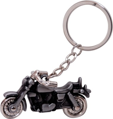 Anishop Royal Enfield Bullet Bike Premium Quality Metalic Key Chain
