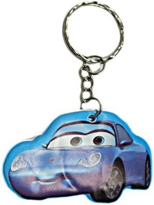 DCS Fancy Blue Color Car Keychain Locking Carabiner