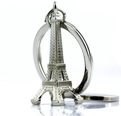 Indiashopers Eiffel Tower Key Chain