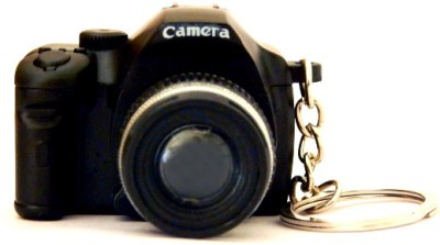 exciting Lives Sound And Light Camera Key Chain