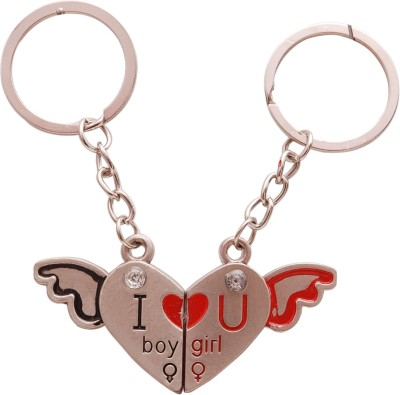 Oyedeal Express Love KYCN388 Couple Key Chain