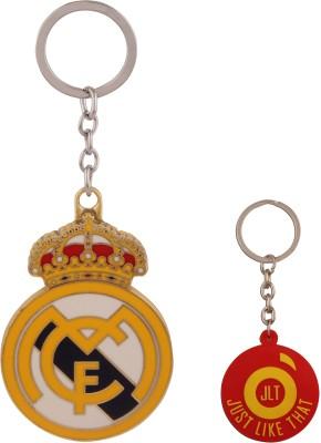 JLT Real Madrid Football Club Key Chain