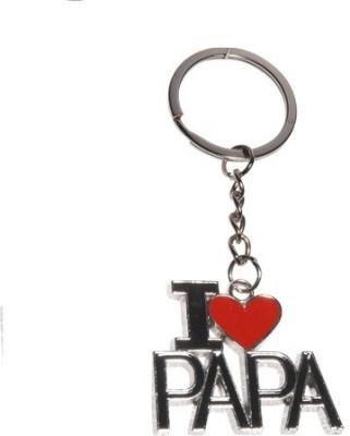 Ezone Best I Luv Papa Key Chain Carabiner