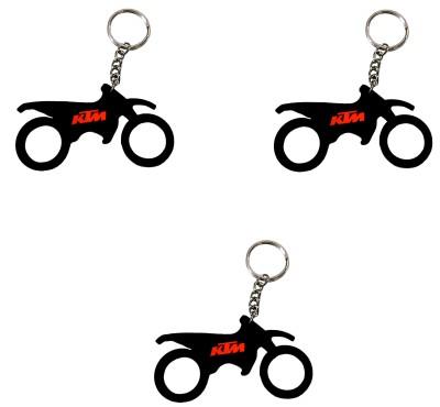 FCS KTM Shapeee Key Chain