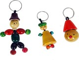 MNC Key Chains Combo of (Joker+Lilliput+...