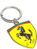 Ezone Ferrari Metal Key Chain (Multicolo...