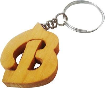 Tarun Industries Alphabet B Key Chain