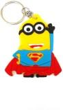 Asa Products super man minion pvc Lockin...