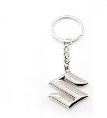 Ezone Maruti Suzuki Full Metal Ring Key Chain