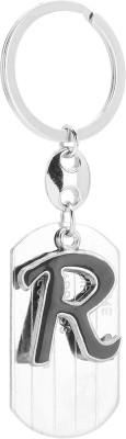 Bajya Alphabet R Key Chain