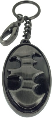 Warner Bros WB Batman Shield A BS 465 Locking Key Chain