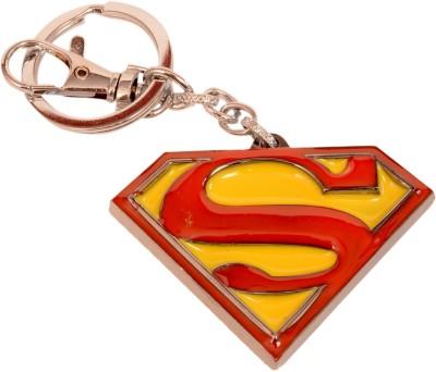 JLT Full Metal Superman Locking Key Chain