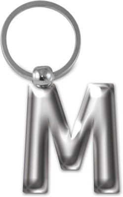 That Company called If Alphabetial Letter - M Key Chain